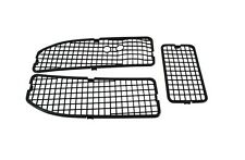 USA-Made! 1968-72 Chevelle, El Camino, GTO, etc Cowl Grille 3-Piece Set w/ Air