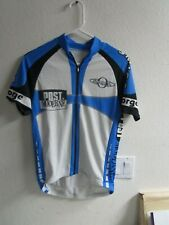 #3 Cycling Bicycle Jersey / POST MODERNE  Smica 3d Forged  / Sz Med