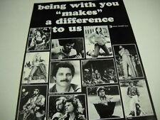 DRUPI Patty Pravo NAPOLI CENTRALE El Tigre GIANNA NANNINI more 1976 PROMO AD