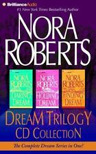 Nora Roberts Dream Trilogy CD Collection: Daring to Dream, Holding the Dream, Fi