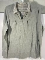 Old Navy Women's Jacket Go Out Get Active Gray Size Large - USED!
