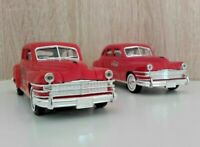 CHRYSLER WINDSOR LOT DE 2 1/43 SOLIDO