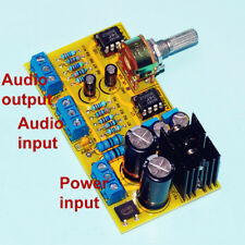 Low Noise OP AMP Preamplifier Board JFET input Preamp Base on Music Fidelity A1