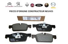 PLAQUETTE DE FREIN  AVANT 508 PSA 1610103580