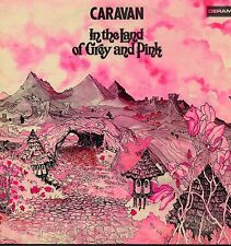 """CARAVAN """"IN THE LAND/IF I COULD"""" ORIG SPAIN 1972 2Lps RARE"""