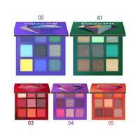 Frauen Eyeshadow Palette Beauty Makeup Shimmer Matte Cosmetic Tool Shadow F2R7