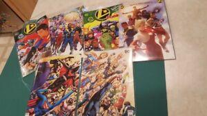 Legion of Super Heroes 2019 vol 8 #1-4 + Millennium #1-2 DC Comics, 6 book lot