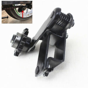 428/428H MTB Motorcycle Steel Gearwheel Automatic Chain Adjuster Square Fork