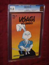 Usagi Yojimbo #1 CGC 9.8 (1987) 1st print