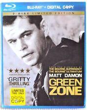 Matt Damon The Green Zone Blu-Ray Movie