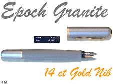 PELIKAN EPOCH Fountain P. Granite-S. P363 GOLD Nib F,M,B Alternative P361 P364