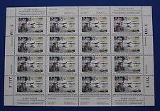 Canada (CN15) 1999 Wildlife Habitat Conservation Stamp Sheet (MNH)