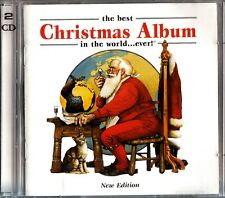 The Best Christmas Album In The World Ever! New Edition Best Of 2 CD