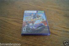 Kinect Joy Ride Xbox 360 KINECT New Sealed