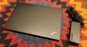 """*MINT* Lenovo ThinkPad T480s i5-8350U 1.7Ghz 14"""" 256GB SSD 16GB Ultrabook+EXTRAS"""