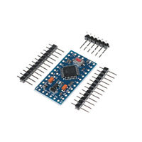 NEW Pro Mini ATMEGA328P  3.3V/8M Optional Arduino PRO mini Compati JX