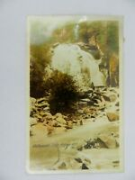 Vintage Postcard 1940's Cottonwood Falls Nelson B.C. Vancouver Canada
