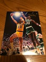 ROBERT PARISH BOSTON CELTICS CHIEF SIGNED AUTOGRAPHED 8X10 PHOTO HALL OF FAME 2