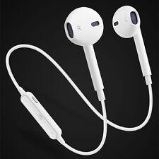 SPORTS Wireless Stereo Bluetooth Earphone Headphone Earbud Headset For iPHone X