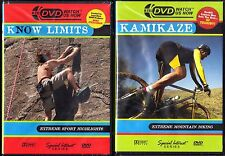 Know Limits - Extreme Sport Highlights & Kamikaze - Extreme Mountain Biking
