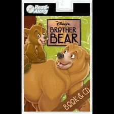 New! BROTHER BEAR Disney [Read-Along] CD + 24 Page Book FREE SHIPPING!