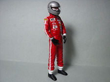 FIGURINE  1/18   PAUL  NEWMAN   LE MANS  79   VROOM   A  PEINDRE  UNPAINTED  KIT