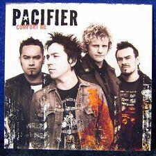 Pacifier Comfort Me 1 track DJ PROMO CD
