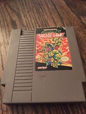 Teenage Mutant Ninja Turtles 2: The Acrade Game Nintendo NES Fun Cart NE3