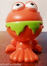 The Ugglys Series 1 #6 FUNKY FROG Red Mint OOP