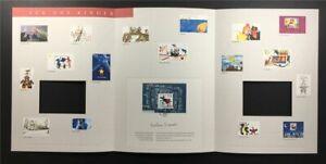 GERMAN ART-EDITION 1999/29 BLOCK 51 KINDER MAUS MOUSE UNISSUED DRAFTS!!
