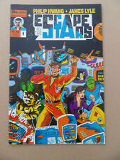 Escape To The Stars (vol 2) 1 . Solson 1987 . VF