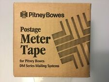 New In Box Pitney Bowes Postage Meter Tape 627-8 (3 Rolls) B594/B595