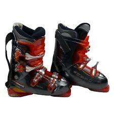 Atomic Tritech System Black Ski Boots Beta Ride 9.50 Reg Calf Sz 26.5  / 307mm