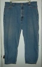 USED LEVIS 550 RELAXED FIT JEANS SIZE 44 X 30 MADE IN USA