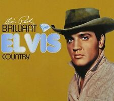 Elvis Presley - Brilliant Elvis : Country (NEW CD)