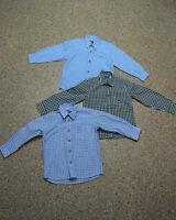 3 tlg. Jungen Kinder Trachten Konvolut in Größe 110/116 Hemden L186