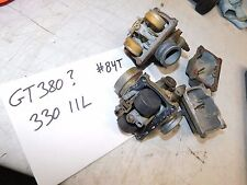 suzuki GT380 380 carb set carbs carburetors 1972 1973 72 73 74