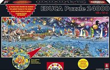 World's Largest Jigsaw Puzzle - Life - by Educa