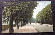 POSTCARD: BEDFORD ROAD: LUTON: COLOUR: UN POSTED