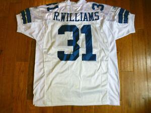 Roy Williams Cowboys Reebok Sewn Jersey Size 52