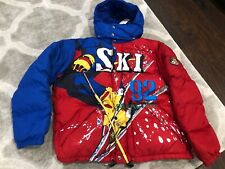 NWT $698 XXL Polo Ralph Lauren 92 Ski Jacket 1992 Snow Rare USA Puffy Down Beach