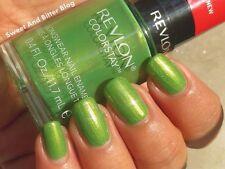 Revlon Colorstay Longwear Enamel 230 Bonsai green Nail Polish Color