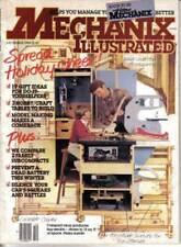 Mechanix Illustrated December 1984