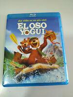 El Oso Yogui la Vida es un pic-nic ! - Blu-Ray Español Ingles - 3T