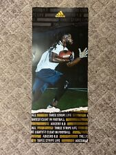 "Adidas Retail (Football) Display Banner/Poster (53 1/2"" X 22"")"