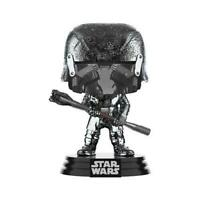 Funko Star Wars: Rise of Skywalker Hematite Chrome Knights of Ren Club Pop!