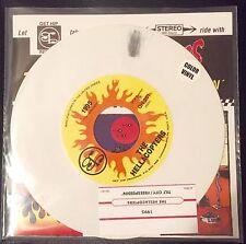 "HELLACOPTERS 1995 7"" NEW mc5 turbonegro white vinyl gluecifer backyard babies lp"