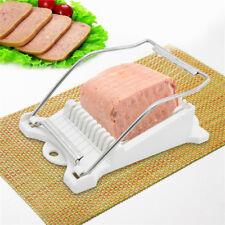 Steel Fruit Strawberry Slicer Cutter Blade Splitter Gadgets Home Kitchen Tool
