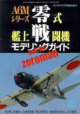"* Model Art Special #518 ""ZERO"" Fighter Modeling Guide"