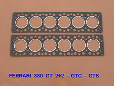 FERRARI 330 GT GTS GTC JOINTS DE CULASSES, HEAD GASKETS SET , ZYL-KOPF DICHTUNG